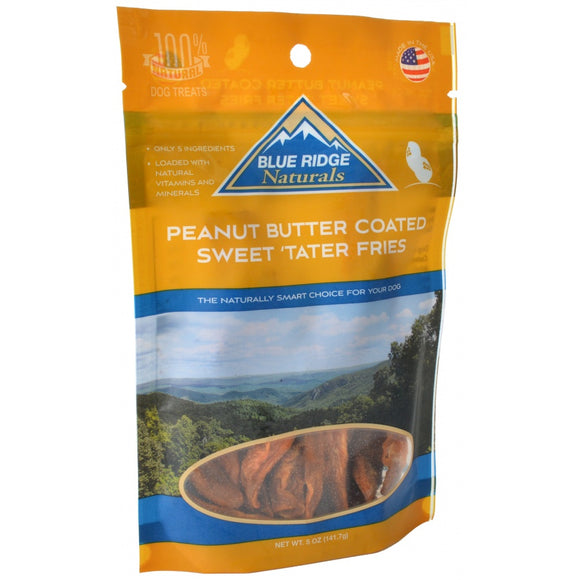 Blue Ridge Naturals Peanut Butter Coated Sweet Tater Fries (60041N)