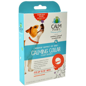 Calm Paws Calming Collar for Dogs (27879)