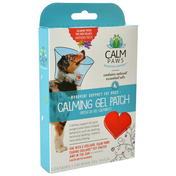 Calm Paws Calming Gel Patch for Dog Collars (27875)