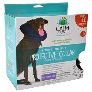 Calm Paws Premium Inflatable Protective Collar (27397)