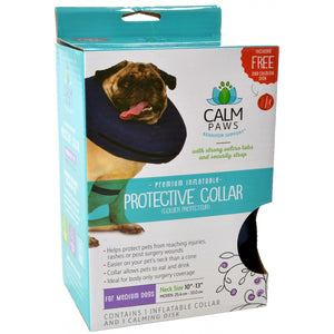 Calm Paws Premium Inflatable Protective Collar (27399)