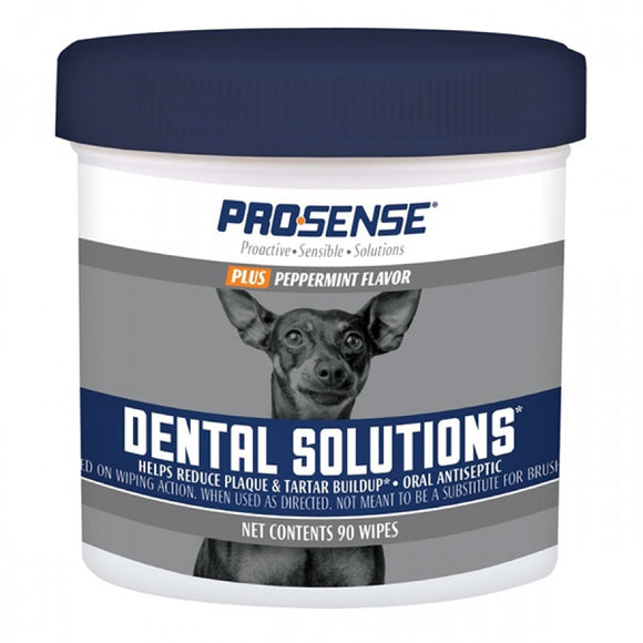 Pro-Sense Plus Dental Solutions Wipes (P-87073)