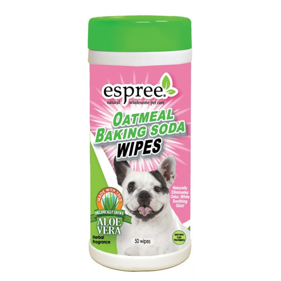 Espree Oatmeal Baking Soda Wipes (NBSOW)