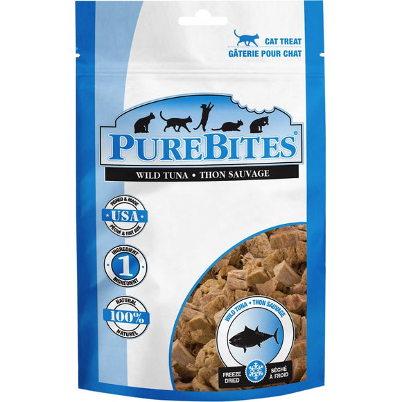 PureBites Wild Tuna Freeze Dried Cat Treats (139)
