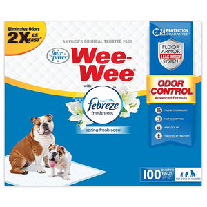 Four Paws Wee-Wee Pads - Febreze Freshness (100534947)