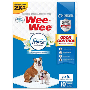 Four Paws Wee-Wee Pads - Febreze Freshness (100534949)