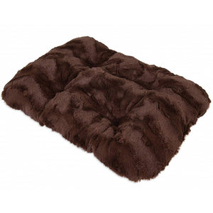 Precision Pet Cozy Comforter Kennel Mat - Brown (7074432)