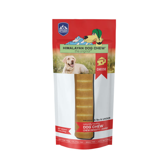 Himalayan Pet Supply Himalayan Dog Chews Red the Original Chews Red Color 3.5 Oz