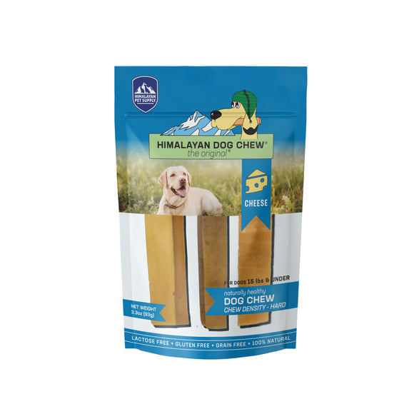 Himalayan Pet Supply Himalayan Dog Chews Blue the Original Chews Blue Color 3.5 Oz