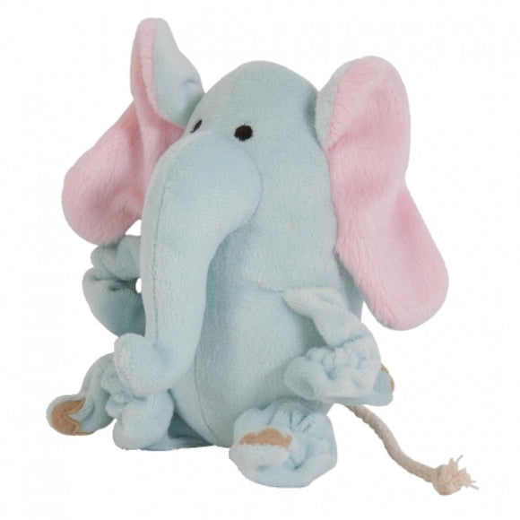 Petmate Zoobilee Stretchies Elephant Dog Toy (31794)