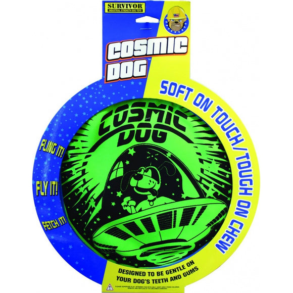 Petsport Cosmic Dog Disc Toy (60004)