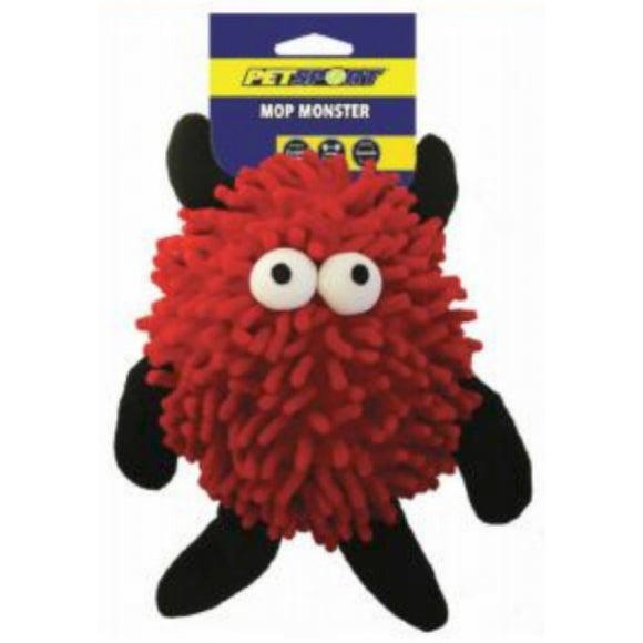 Petsport Mop Monster Dog Toy (20590)