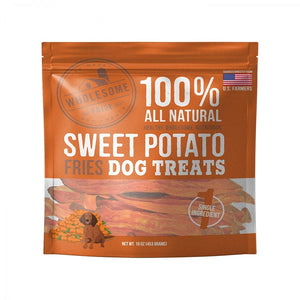 Wholesome Pride Sweet Potato Fries Dog Treats (68275)