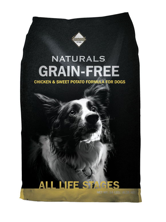 Diamond Naturals Grain-free Cage-free Chicken & Sweet Potato Formula Dog Food 14 Lbs