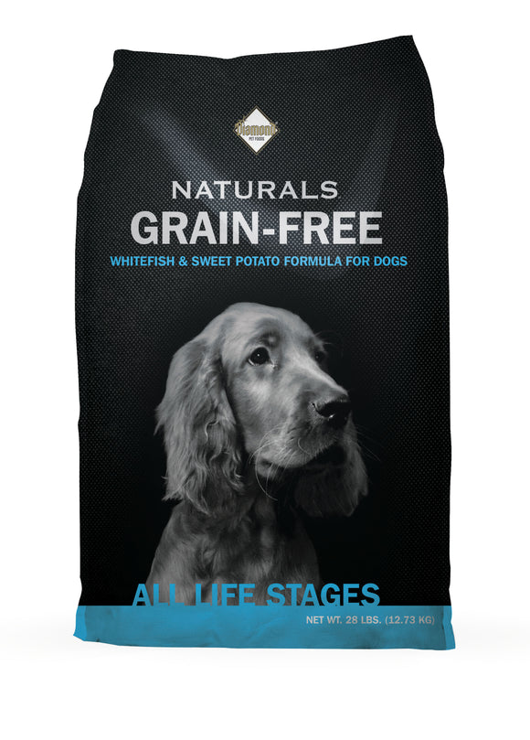 Diamond Naturals Grain-free Wild-caught Whitefish & Sweet Potato Formula Dog Food 28 Lbs