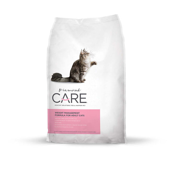 Diamond Care Weight Management for Adult Cats 15 Lbs