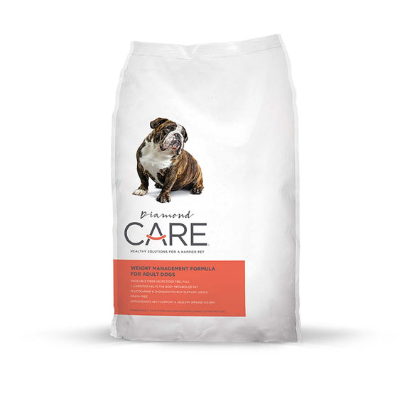 Diamond Care Weight Management for Adult Dog 25 Lbs