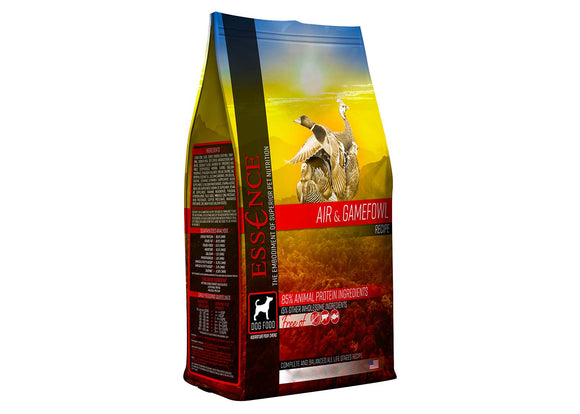 Essence Air Gamefowl Recipe Dog Dry Food 12.5 Lbs