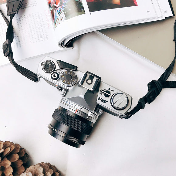 Olympus M-1 with Lens
