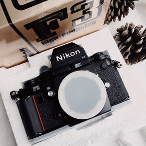 Nikon F3HP with Box