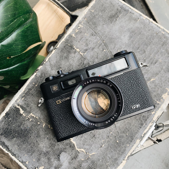 Yashica Electro 35 GT Late Model