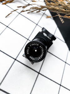 Voigtlander Angle Finder 6x6 Attachment 15mm for Hasselblad