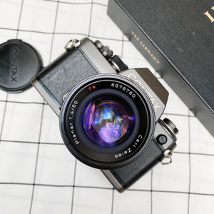 Contax S2b with Lens