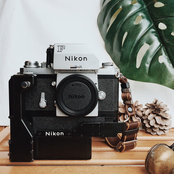 Nikon F FTN with F36 + MD
