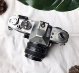 Yashica TL Electro X with Lens