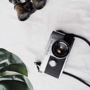 Olympus PEN-F with Lens