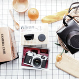 Nikon S3 Silver YEAR 2000 Limited Edition
