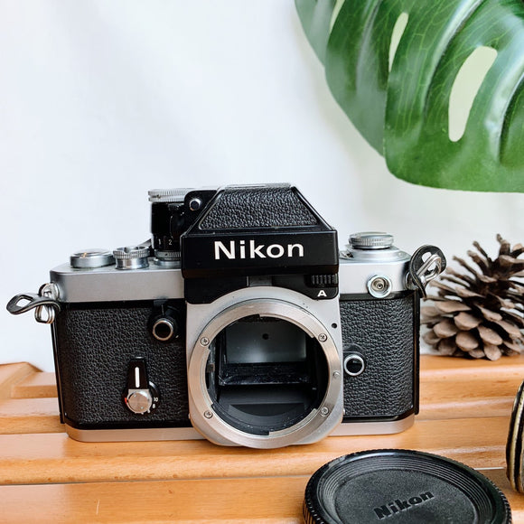 Nikon F2A Photomic Body Silver