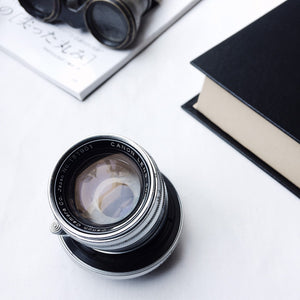 Canon Lens 50mm 1:1.8 for M39 mount