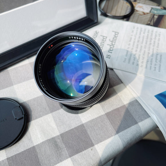 Carl Zeiss Planar 85mm 1:1.4 T* MMJ