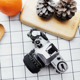 Canon AE-1 Silver with Lens