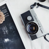 Olympus PEN-FT with Lens