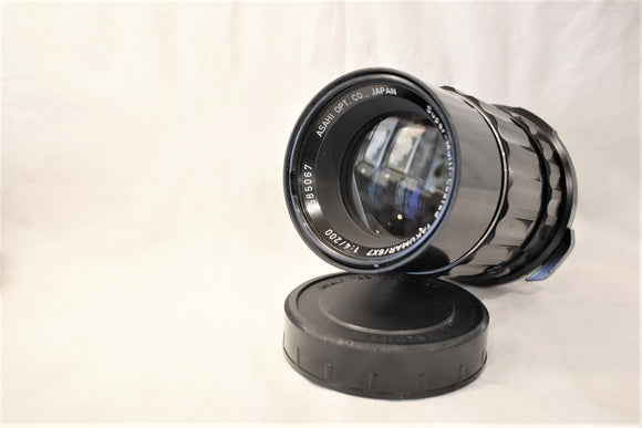 SMC TAKUMAR 6X7 200mm 1:4