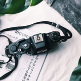 Ricoh XR500 with Rikenon 50mm 1:2 Lens