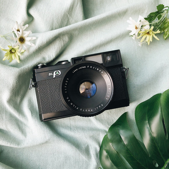 Fujica G690 with Lens