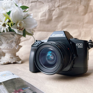 Canon EOS 650 with Lens
