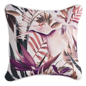 Blushing Paradise Cushion Cover