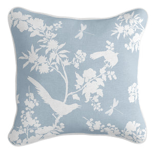 Louis Duck Egg Blue Cushion Cover