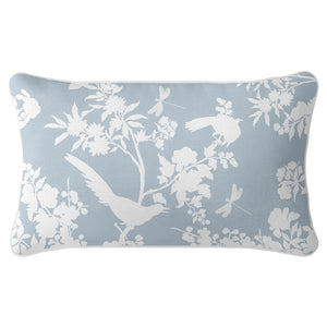 Louis - Duck Egg Blue Cushion Cover