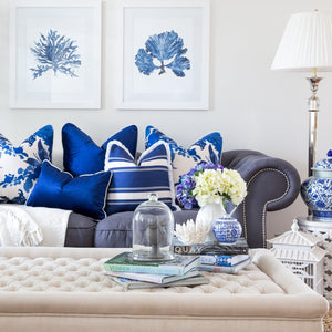 Classic Hamptons Combo Cushion Covers