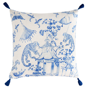Blue Perfection Combo Cushion Covers