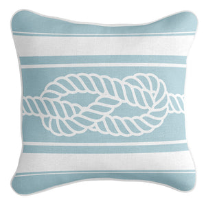 Newport Cushion Cover - Sea Mist