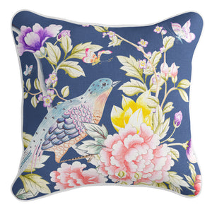 Gift Pack - Oriental Romance Cushion Covers and Flower