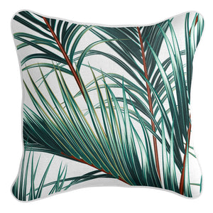 Palm Escape Cushion Cover