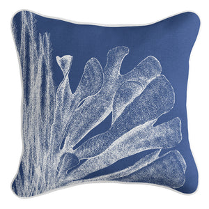 Sea Side Cushion Cover - Blue