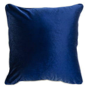 Velvet Cushion Cover - Palm Beach